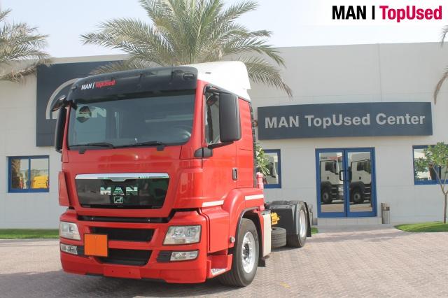2011 MAN TGS 18.360 4X2 BLS