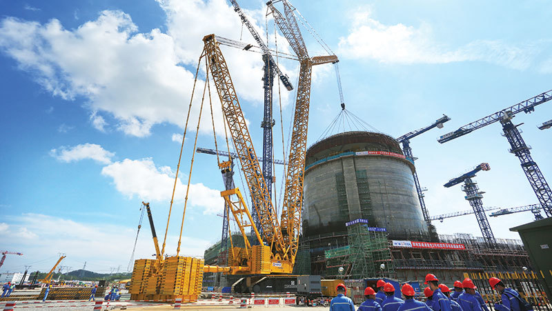 XCMG Climbs to Second in Global Crane Manufacturer Rankings