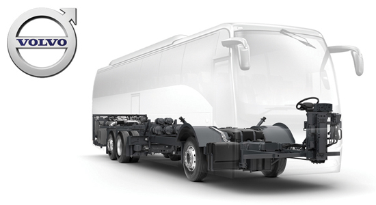 Volvo Buses receives order for 143 coach chassis to Dubai