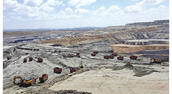 XCMG Mine Solution Applies to a Coal Mine of Xilin Gol League in Inner Mongolia