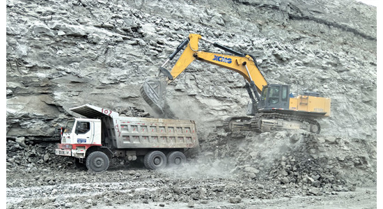 XCMG Complete Set of Mining Equipment Solution Works on a Large-scale Coal Mine in Xinjiang