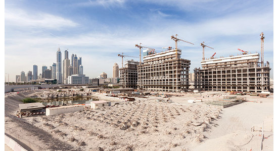 Back by Popular Demand: Middle East Concrete at The Big 5