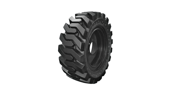 Trident announces the Introduction of a New Pattern for its Solid Skid Steer Tire Range