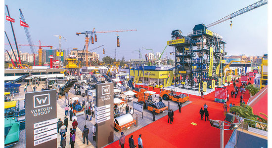 bauma CONEXPO INDIA: Registrations Exceed All Expectations