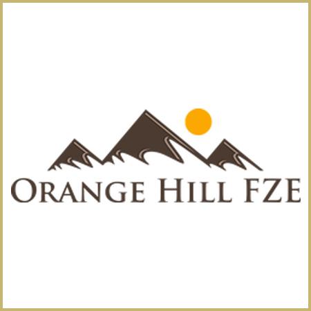 Large ornghill log