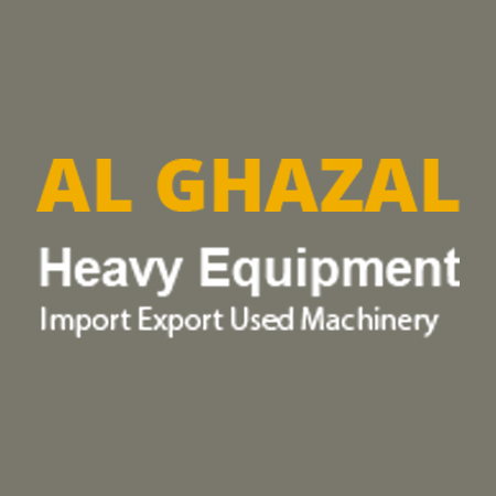 AL GHAZAL EQUIPMENT AND MACHINERY