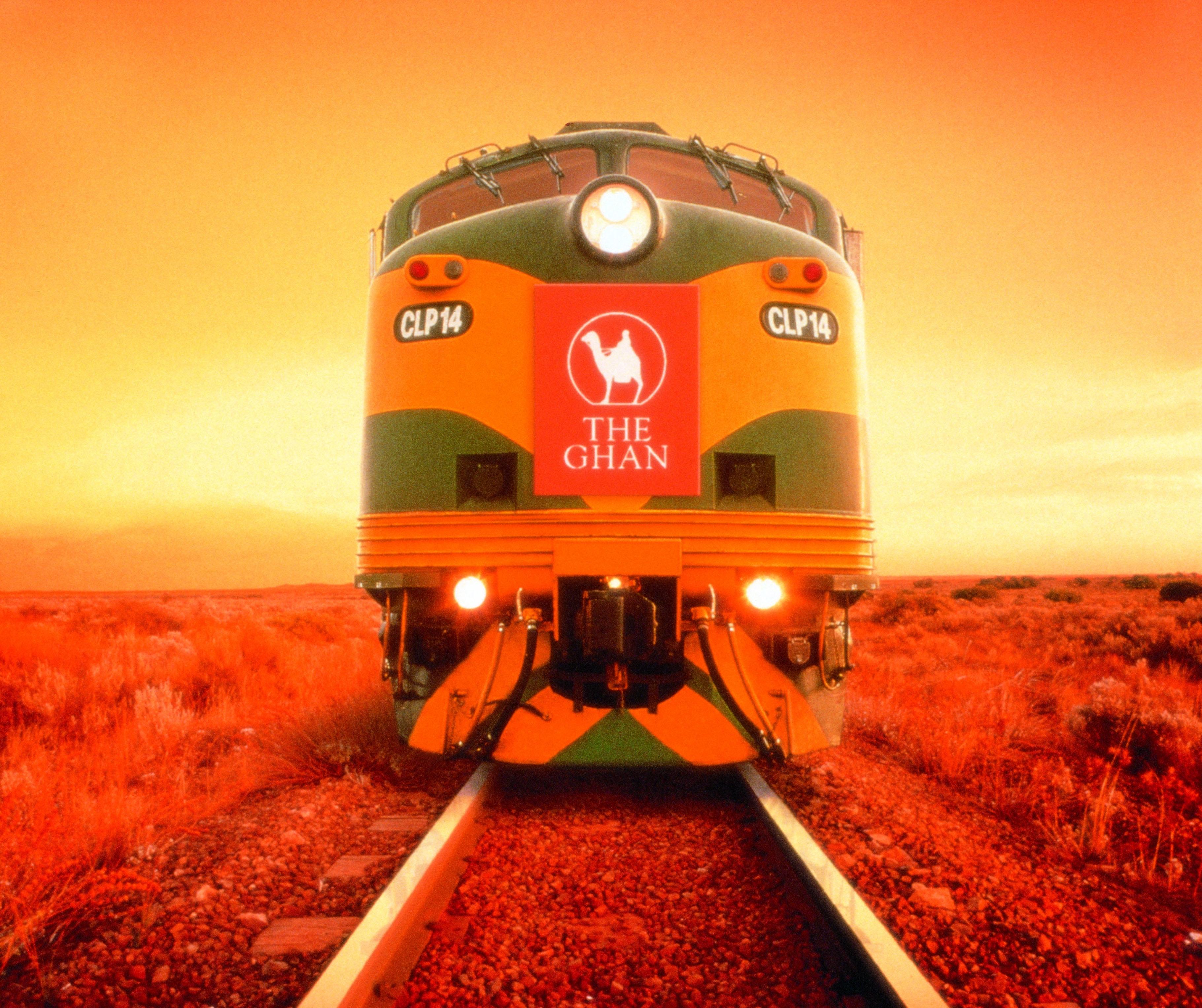 Railaustralia