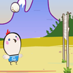 Egg Volleyball
