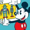 Mickey's Robot Lab
