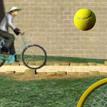 Wall Tennis