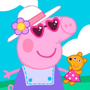 Peppa Pig Dressup