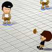 Poo Dodgeball