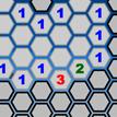 Hexagon Mine Sweeper