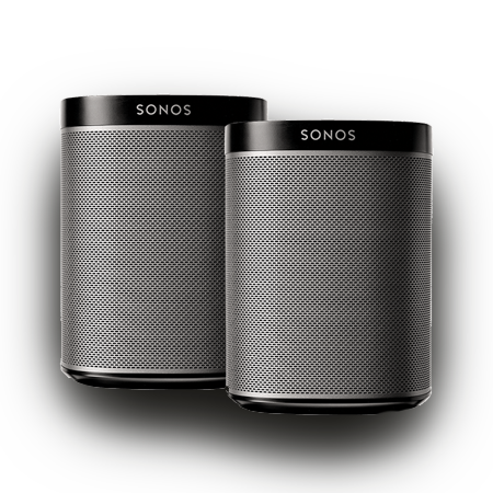 Sonos Play 1: Duo Pack