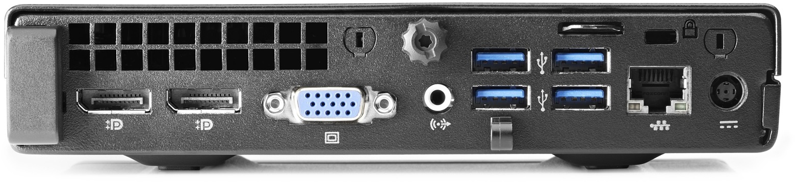 HP EliteDesk 800 G1 Mini pc - afbeelding 3