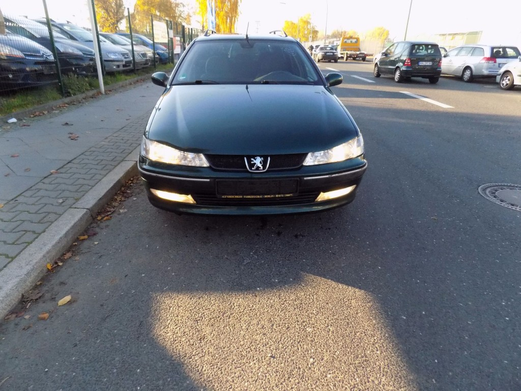 PEUGEOT 406 2002 for parts, 10BY-101