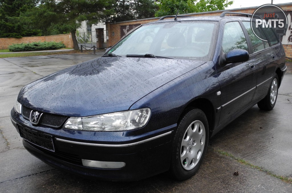 PEUGEOT 406 2003 for parts, 10BY-190