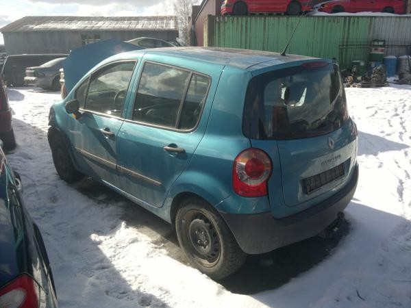 RENAULT MODUS / GRAND MODUS 2004 for parts, 10BY-23