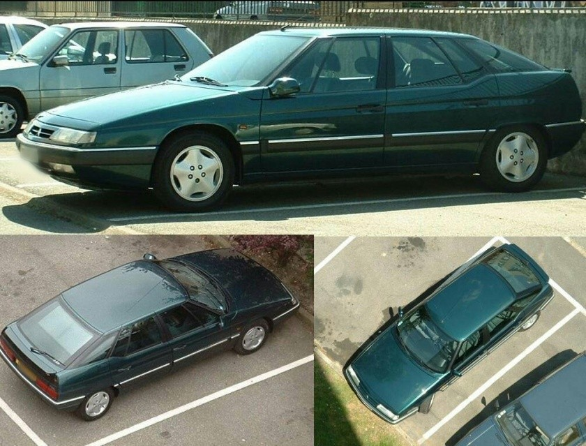 CITROEN XM 1996 for parts, 11BY-14