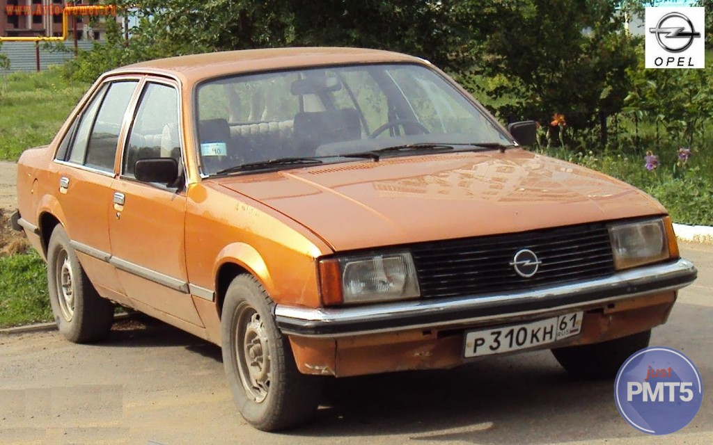 HEKO 25315 MERIVA 2 PEZZI OPEL REKORD//Commodore//senatore 4 türig Anno 1982-1985