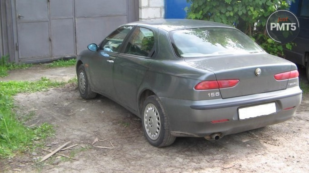 ALFA ROMEO 156 2000 for parts, 11BY-303
