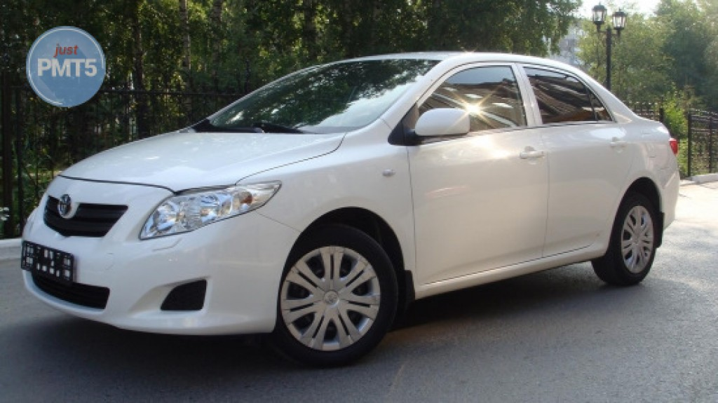 TOYOTA COROLLA 2007 - up to this day for parts, 144RU-26