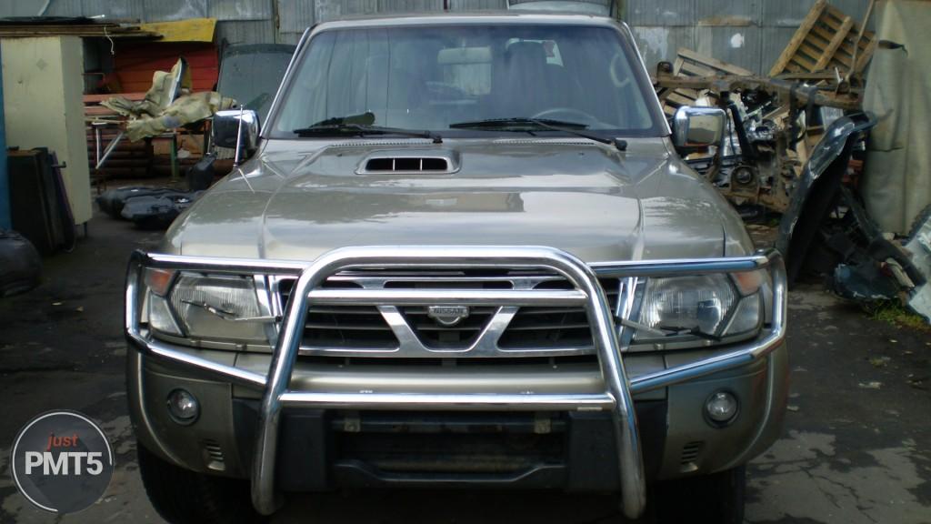 NISSAN PATROL GR V 2002 for parts, 144RU-9