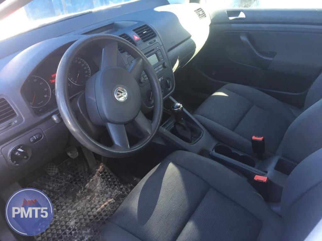 VW GOLF V 2004 para las piezas de repuesto, 11BY-538