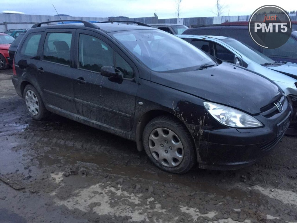PEUGEOT 307 2002 for parts, 11BY-268