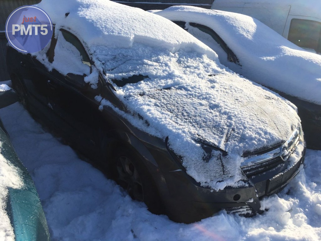 OPEL ASTRA H 2007 for parts, 11BY-315