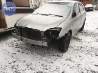 TOYOTA COROLLA 2003 for parts, 11BY-417