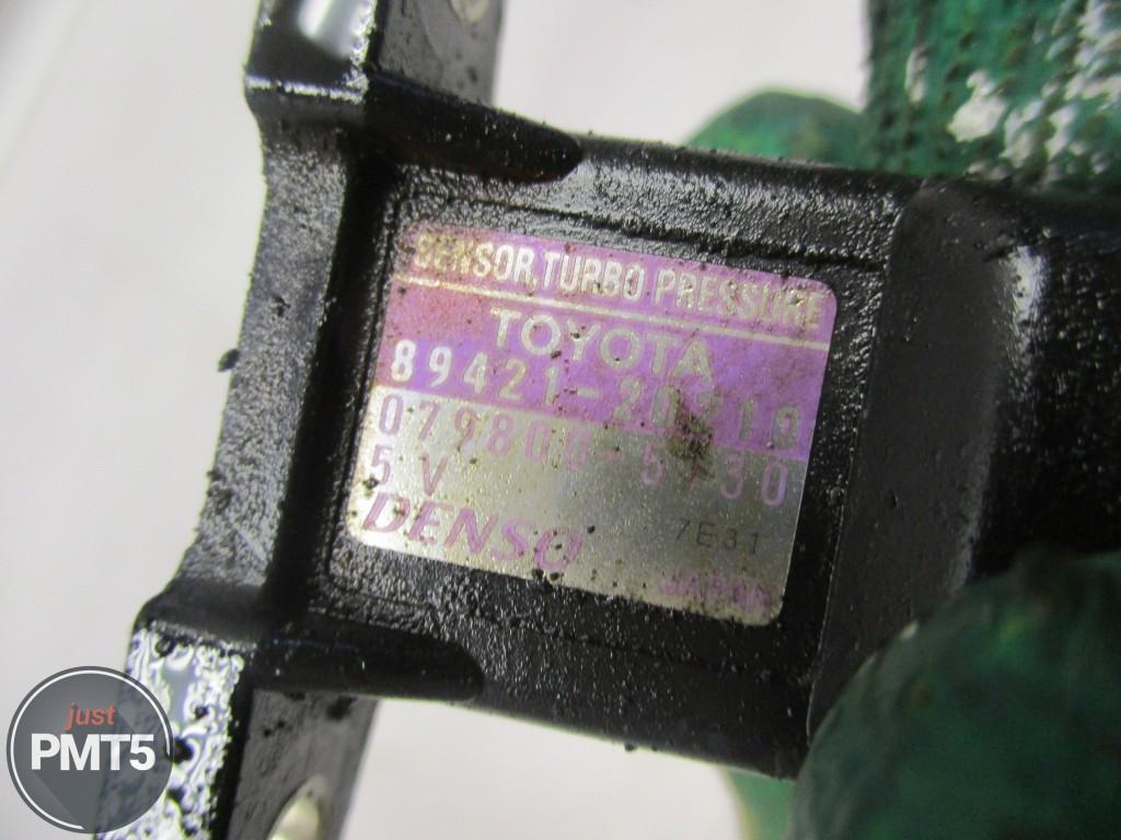 TURBO PRESSURE 89421-20210 8942120210 Genuine Toyota SENSOR