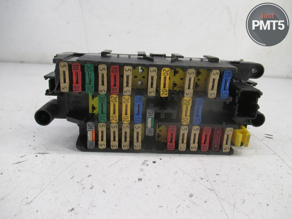 Fuse box PEUGEOT 306 2001 (9635519180), 11BY1-9487