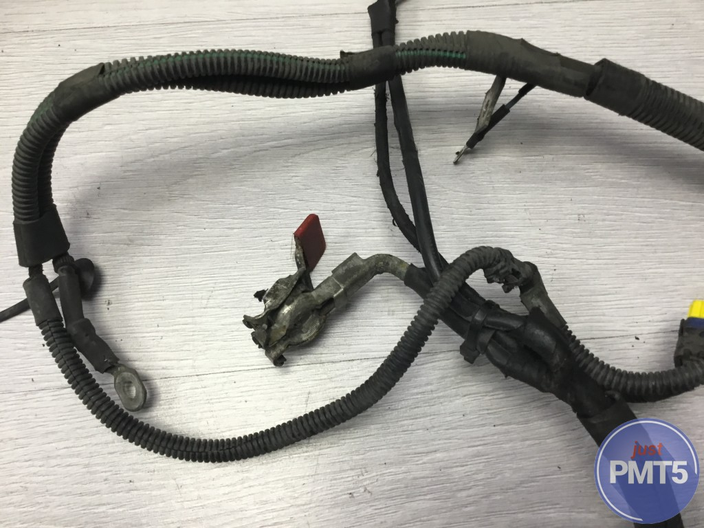 Battery cable CITROEN C5 II 2005 (9657990980), 11BY1-18929