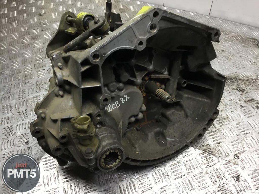 5 speed transmission manual assembly CITROEN BERLINGO 2000 (20CB88), 11BY1-28422
