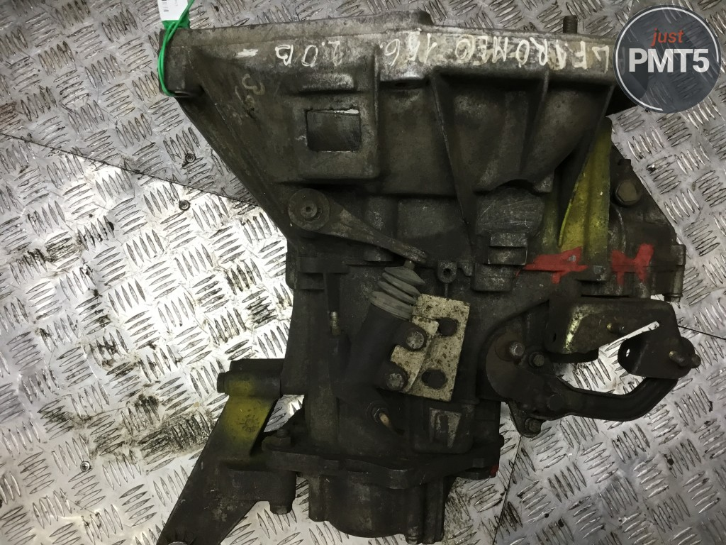 5 speed transmission manual assembly ALFA ROMEO 156 2000, 11BY1-28412