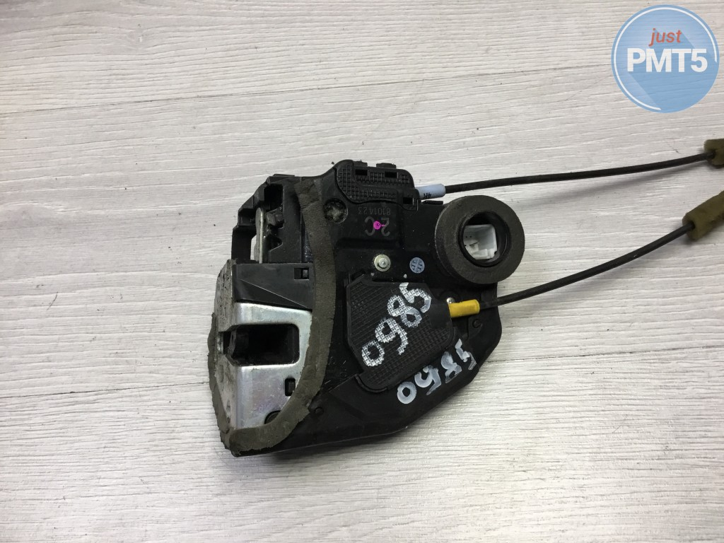 Rr. R. door lock TOYOTA COROLLA 2007 - up to this day (6905042021), 11BY1-26081