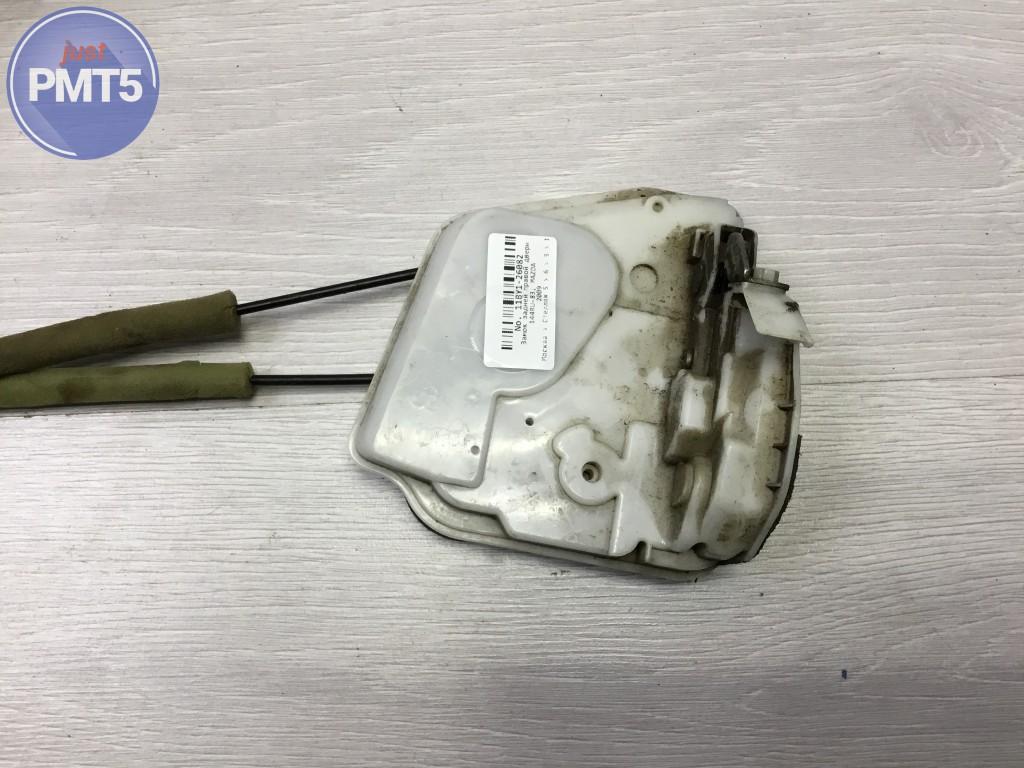 Rr. R. door lock MAZDA 6 2009 (f96g15r2), 11BY1-26082