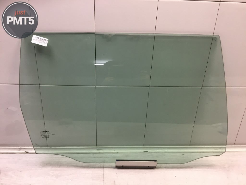 Rr. R. door window glass VOLVO XC70 CROSS COUNTRY 2004 (30674854), 11BY1-25096