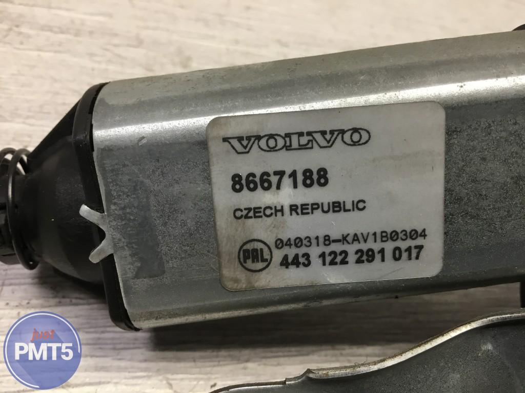 Rear window wiper motor VOLVO XC70 CROSS COUNTRY 2004 (8667188), 11BY1-25099