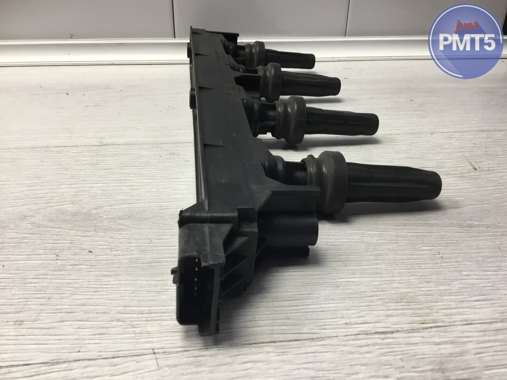 Ignition coil CITROEN C5 II 2005 (9656695780, 21597716-4), 11BY1-18934