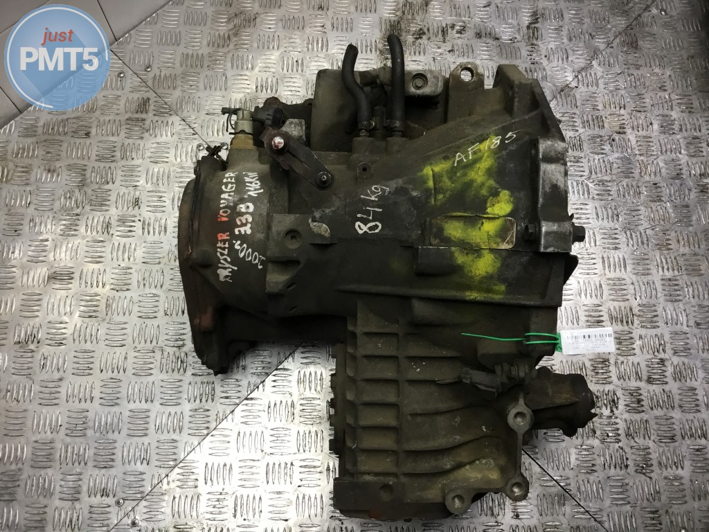 Automatic transmission assembly CHRYSLER VOYAGER / GRAND VOYAGER III 2000, 11BY1-28413