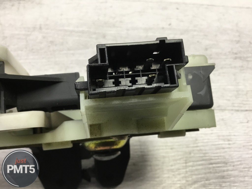 Trunk lid latch VOLVO XC70 CROSS COUNTRY 2004 (30716331, 50978455), 11BY1-25097
