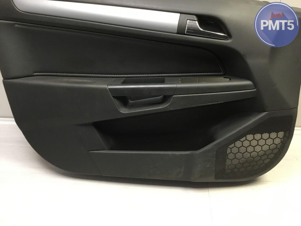 Fr. L. door trim panel OPEL ASTRA H 2007 (13204439), 11BY1-25616