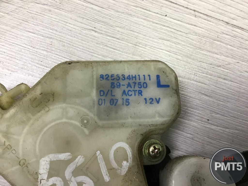 Trunk lid latch NISSAN PATROL GR V 2002 (825534H111), 11BY1-26087