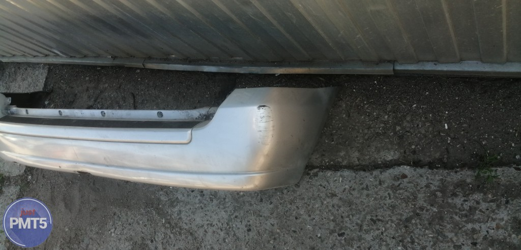 Rear bumper assembly MITSUBISHI SPACE STAR 2001, 128RU1-996