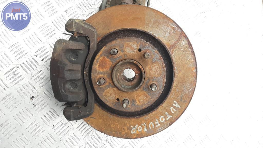 Fr.L. steering knuckle, hub carrier PEUGEOT 4007 2009, 128RU1-1215