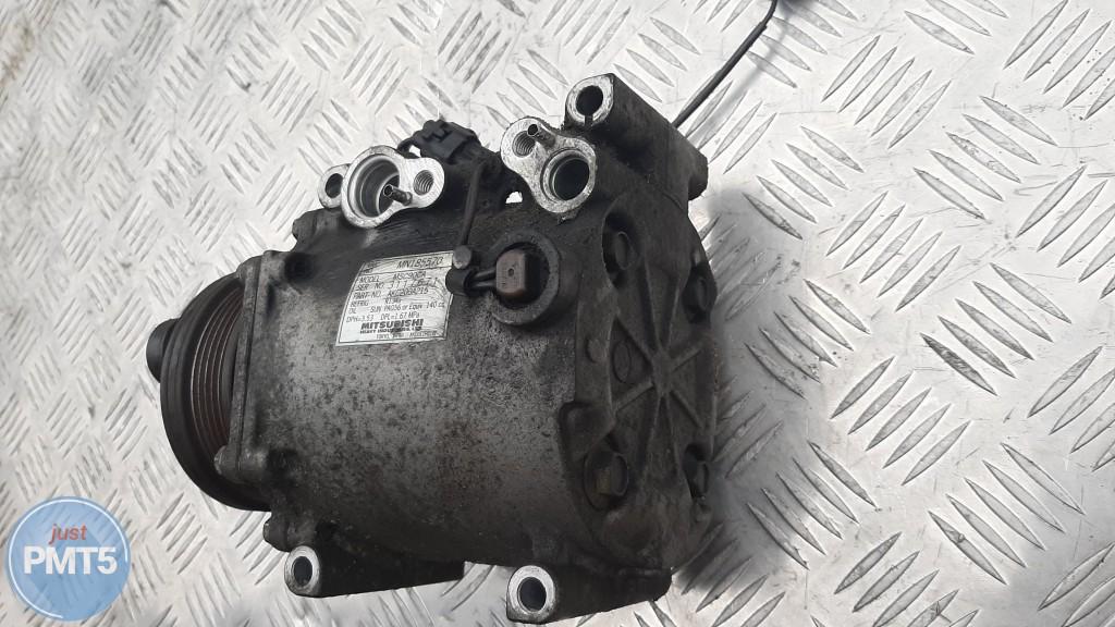Air conditioning compressor MITSUBISHI LANCER VIII 2005 (MN185570), 128RU1-1217