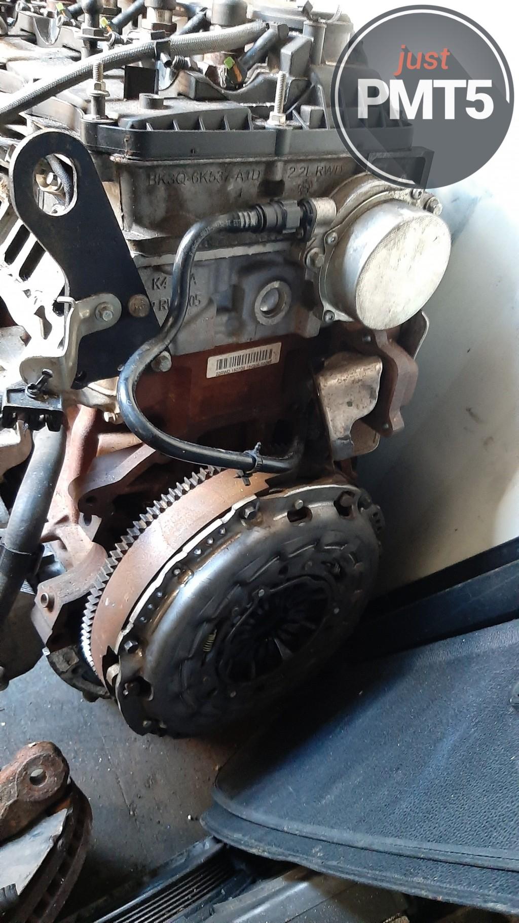 Basic engine FORD RANGER 2013 (CYR5), 128RU1-1472