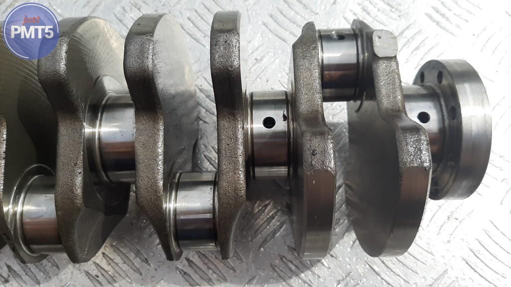 Crankshaft FIAT DOBLO 2009, 128RU1-1220